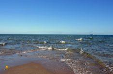 Wo sich Nord- und Ostsee küssen – hier ist Dänemarks Spitze. (Foto: hcb)