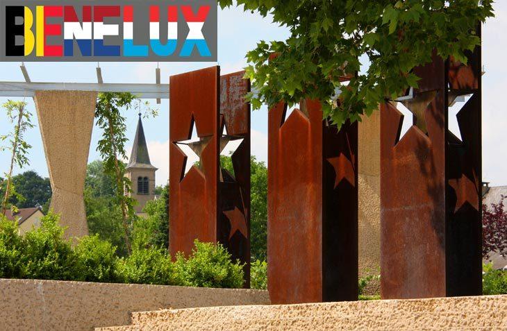 Benelux und Schengen: Die drei EU-Gründerstaaten waren Motor eines grenzfreien Europas. (Foto: vistlouxembourg)