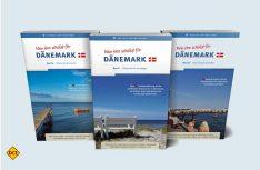 Mein Herz schlägt für Dänemark: Eine lesenswerte Trigologie von Reiseführern. (Foto: Verlag)
