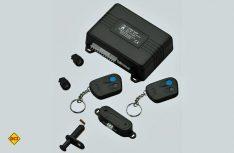 Rundum geschützt: Via elektronischer Alarmanlage Magic Safe von Dometic. (Foto: Dometic)