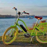 Zubehör ausprobiert – E-Bike Electra townie Go!