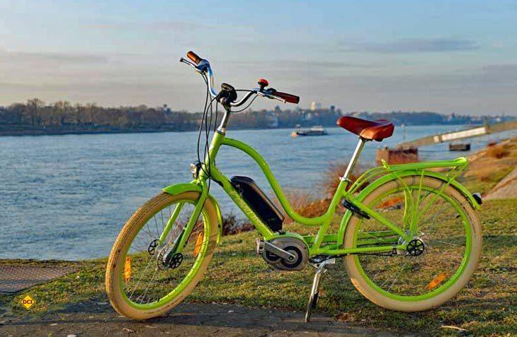 Das Electra townie Go! E-Bike wartet mit einer ausgezeichneten Verarbeitung und wertigen Ausstattungskomponenten auf. (Foto: det)
