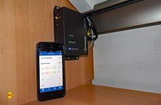 Truma Klimaanlagen und Heizungen können jetzt auch ohne das Bedienteil CP plus direkt über die iNet Box und die Truma App ferngesteuert werden. (Foto: det)