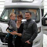 Truma geht mit auf Europa-Tournee im Reisemobil