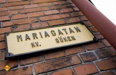 Kommissar Wallander wohnt in der berühmten Mariagatan in Ystad. (Foto: VisitSweden)