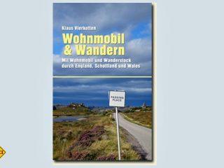 Ergänzend zur App von Wohnmobil & Wandern gibt es einen informativen Reiseführer. (Foto: Wohnmobil & Wandern)