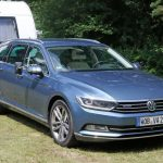 Kurz vorgestellt – Zugfahrzeug VW Passat Variant 4Motion 2.0 TDI