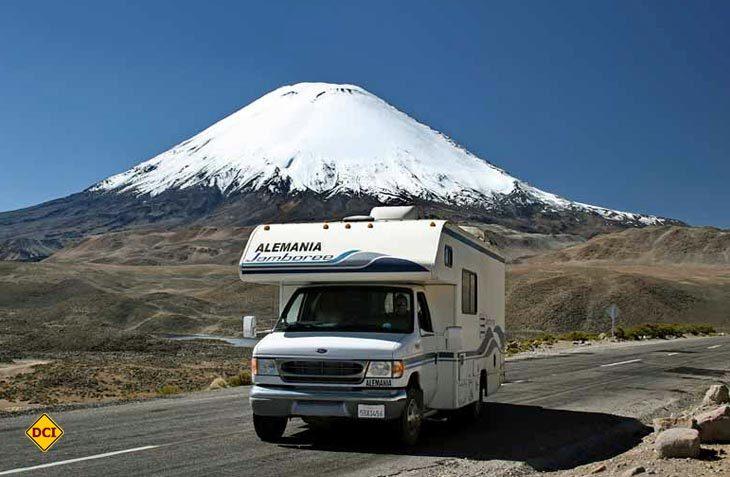 Beim Mieten von Wohnmobilen muss besonders im Ausland auf die passende Fahrerlaubnis geachtet werden. (Foto: Caravan Salon