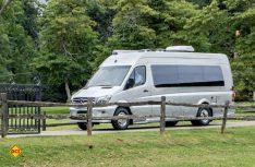 Seit 2007 baut Airstream Reisemobile auf dem Mercedes-Benz Sprinter. (Foto: Werk)