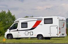Der Bürstner Nexxo time T 690 G ist ein klassisches Paarmobil für eine Zweipersonen-Crew. (Foto: det)