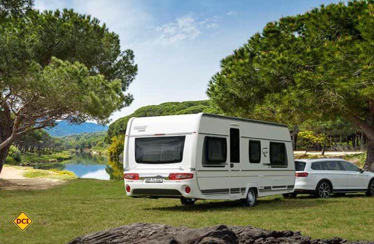 Fendt Caravan bietet auch 2017 wieder Kurse für den B 96-Führerschein an. (Foto: Fendt Caravan)
