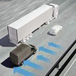 Ford Transit jetzt mit Seitenwind-Assistent