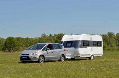 Einstieg in die neue Hobby Baureihe De Luxe Edition: Der 440 SF. (Foto: det)