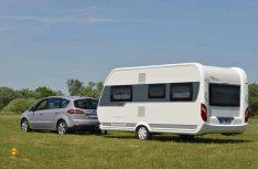 Das Außendesign der neue Hobby-Baureihe orientiert sich an den Mittelklasse-Serien. (Foto: det)