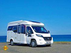 Der Hobby Van Optima De Luxe V 60 GF macht nicht nur von außen eine tolle Figur. (Foto: det)
