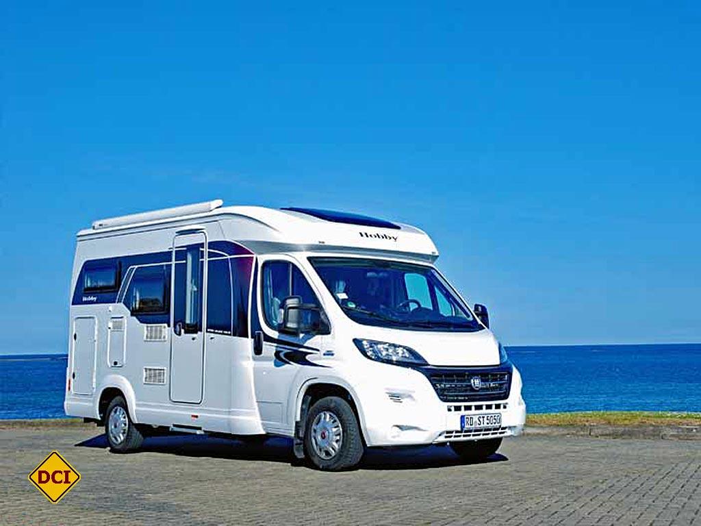Praxis test reisemobil u2013 eurocaravaning vantourer 600 deutsches