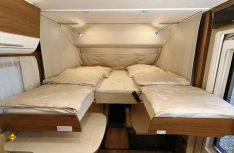 Für das Hubbett gibt es eine besondere Option: Ausziehbare Längsbetten sparen Platz und erleichtern die Nutzung des Hubbettes. (Foto: Werk)