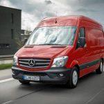 Mehr Leistung und Nutzlast für den Mercedes-Benz Sprinter