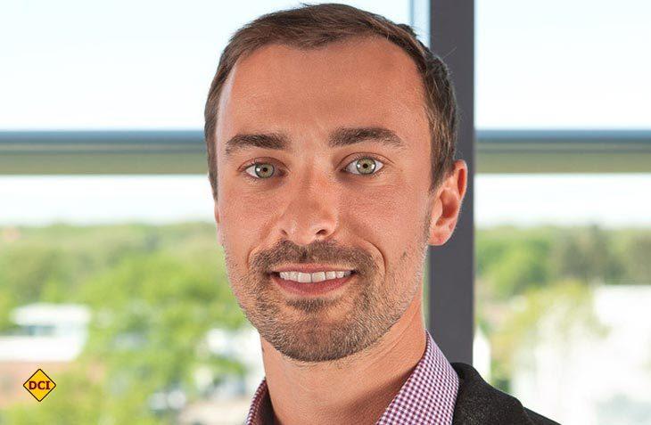 Florian Gaertner ist Geschäftsführer der emovum GmbH in Hamburg. (Foto: emovum)