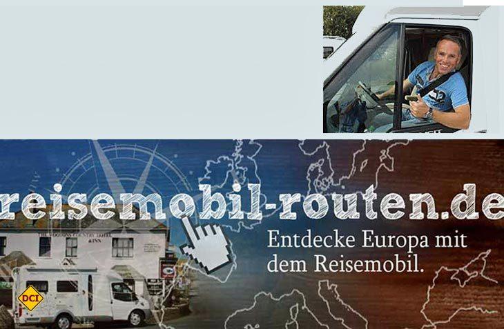 Die Webseite reisemobil-routen.de bietet reizvolle Reisevorschläge für 21 europäische Länder. (Foto: Kliem)