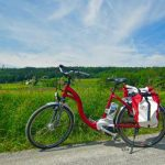 Radwanderroute im Tal der Schlösser und Seen