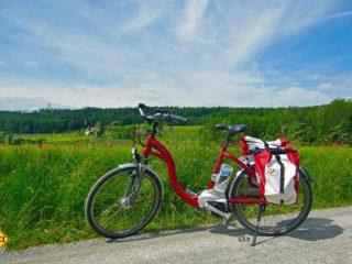Die Schweizer Veloland-Route 99, bekannt als Herzroute, wurde um die Herzschlaufe Seetal erweitert. (Foto: Seetal)