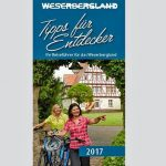 """Reiseführer """"Tipps für Entdecker"""" zeigt Vielfalt des Weserberglandes"""