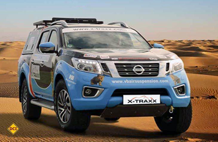 Das neue Mitglied XTraxx in der VB Airsuspension-Gruppe bietet hochwertiges Off-Road-Zubehör an. (Foto: Xtraxx)