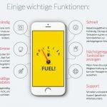 Fuel! – Die vollautomatisch Tankstellen-App