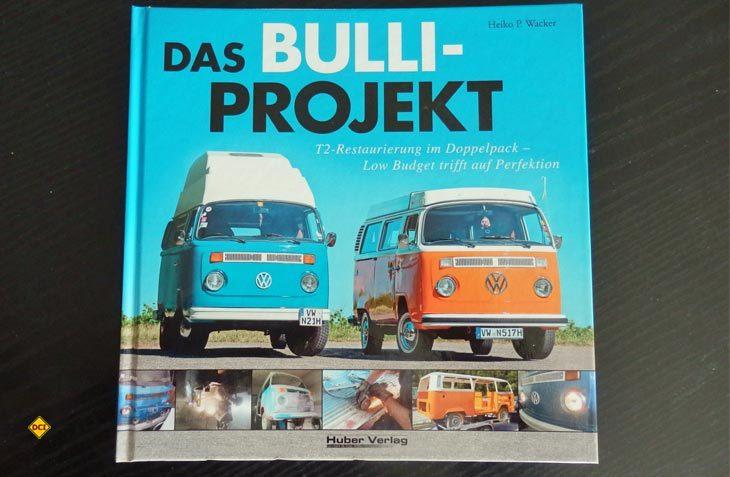 """Launig und informativ beschreibt Heiko P. Wacker als """"angefressener"""" Bulli-Fan die Restaurierung zweier VW Camping-Bullis. (Foto: det)"""