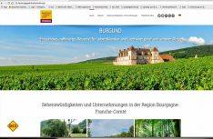 Die zusammengelegten Regionen Burgund und Franche Comté haben jetzt eine gemeinsame deutschsprachige Webseite vorgestellt. (Foto: DCI)