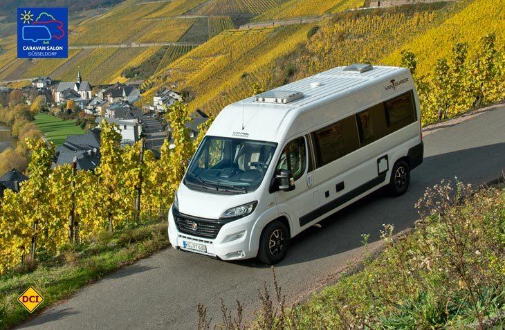 Mit vier Van-Modellen und zwei Sonderedeition startet Eurocaravaning mit seiner VanTourer-Baureihe in die neue Saison. (Foto: Werk)