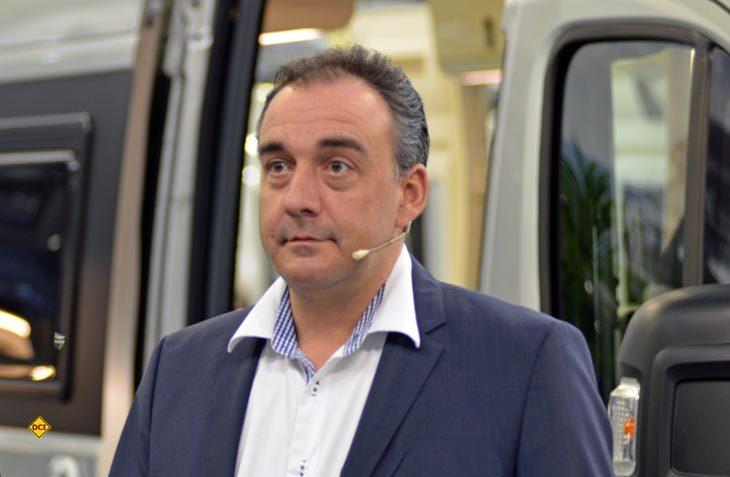 Am 1. August 2017 übernimmt Götz Rutenkolk (43) die Vertriebsverantwortung bei EuroCaravaning. (Foto: det)