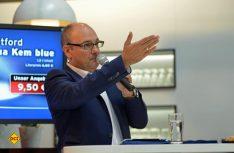 Patrick Mader ist Geschäftsführer von InterCaravaning. (Foto: det)