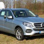 Kurz vorgestellt – Zugfahrzeug Mercedes-Benz GLE 250 d 4Matic