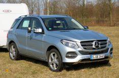 Der Mercedes-Benz GLE gehört als Nachfolger der M-Klasse schon zu den Klasskern im Programm der Stuttgarter. (Foto: sis)