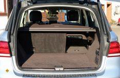 Laden: Das variable Gepäckabteil fasst bis zu 2.010 Liter. (Foto: sis)