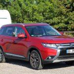 Kurz vorgestellt – Zugfahrzeug Mitsubishi Outlander TOP 2.2 DI-D 4WD