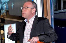 Niesmann + Bischoff-Geschäftsführer Hubert Brandl. (Foto: det)