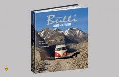99 Tage mit dem VW Bulli von Istanbul and das Nordkapp - die lesenswerte Abenteuer-Geschichte von Peter Gebhard. (Foto: Verlag)
