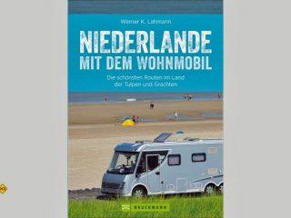 Die Niederlande mit dem Wohnmobil erfahren – der Reiseführer aus dem Bruckmann-Verlag zeigt die schönsten Touren durch das Land der Tulpen und Grachten. (Foto: Verlag)