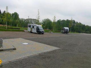 Auf dem Gelände der ehemaligen Ladesgartenschau hat die Salinen-Stadt Oelsnitz im Erzgebirge einen vorbildlichen Reisemobil-Stellplatz eingerichtet. (Foto: Stadt Oelsnitz)