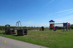 Der Wohnmobilhafen Seepark Sütel wartet mit einer guten Ausstattung auf. (Foto: Seepark Sütel)