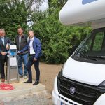 Zwickau hat neuen Stellplatz für Wohnmobile