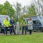 La Strada unterstützt neuen Stellplatz in Echzell