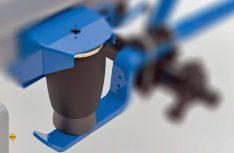Für den VW Crafter und den MAN TGE hat VB Airsuspension ab Mitte des Jahres ein Vollluft-Federungssystem fertig. (Foto: VB Airsuspension)
