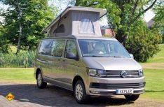 Mit dem Westfalia Kepler Six kommt ein kompakter, citytauglicher Campingbus mit flexiblem Innenraum und bis zu sechs Sitzplätzen. (Foto: Westfalia)