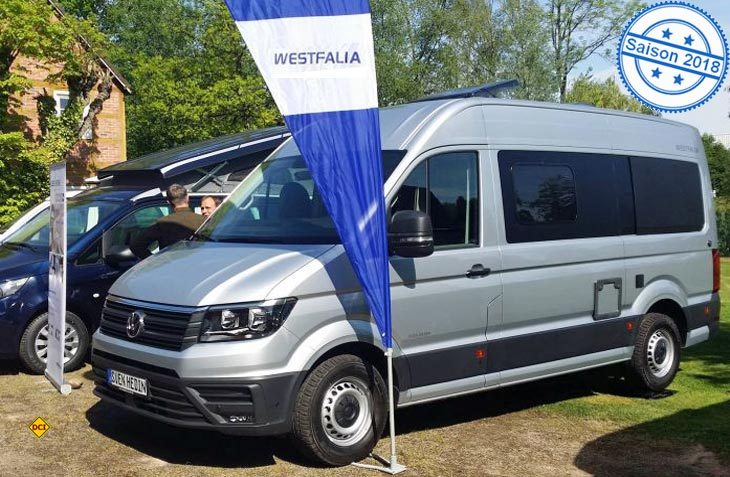 Nach fünf Jahren Abstinenz gibt es bei Westfalia wieder ein Modell Sven Hedin. (Foto: Westfalia)