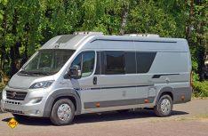 Mit dem Twin 640 SPX bringt Adria einen Einzelbetten-Van mit separater Dusche in das Kastenwagen-Programm. (Foto: det)
