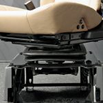 Neue Komfort-Luftfederung für Aguti-Sitze
